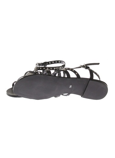 De Colores Sandalet Siyah